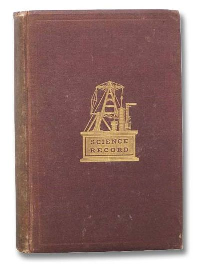 Munn & Company, Office of the 'Scientific American', New York, 1876. First Edition. Hard Cover. Very...