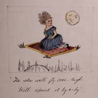 Collection of Handwritten and Illustrated Children's Stories and Poems