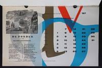 Erven E. van de Geer Calendars Designed by Wim Crouwel