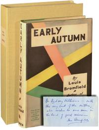 image of Early Autumn (Signed First Edition)