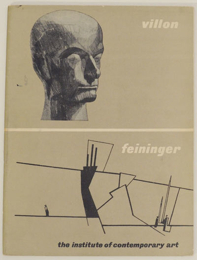 Boston, MA: Institute of Contemporary Art, 1950. First edition. Softcover. 46 pages. Exhibition cata...