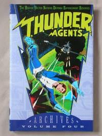 T. H. U. N. D. E. R. Agents Archives, Volume 4: DC Archive Edition