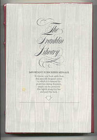 Franklin Center: Franklin Library, 1985. First edition. Signed by Spender as issued. Edited by John ...