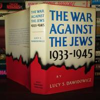 image of THE WAR AGAINST THE JEWS, 1933-1945