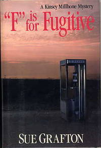 """""""F"""" is for Fugitive."""