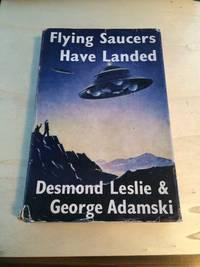 image of Flying Saucers Have Landed