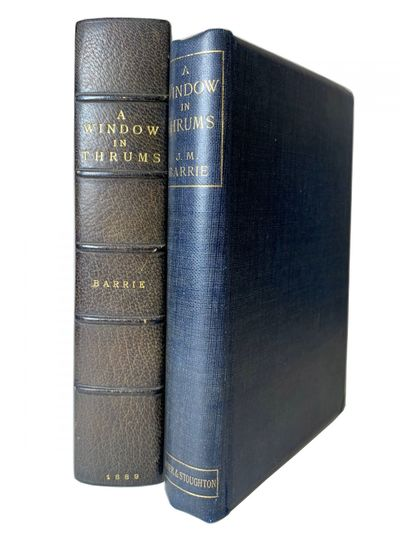 London: Hodder and Stoughton, 1889 First edition. Publisher's dark blue cloth, spine stamped in gilt...