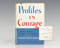 Profiles In Courage. by  John F Kennedy - Signed First Edition - 1956 - from Raptis Rare Books (SKU: 107643)