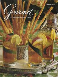 image of GOURMET ~ The Magazine of Good Living ~ June 1989