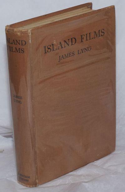 Sydney: Cornstalk Publishing Company, 1925. Hardcover. 248p., b&w photoillustrations on inserted coa...