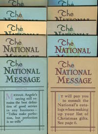 The National Message. Ten issues.