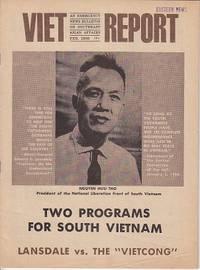 Viet Report - An Emergency Bulletin on Southeast Asian Affairs.  Feb. 1966