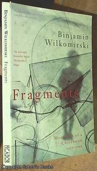 image of Fragments; Memories of a Childhood, 1939- 1948