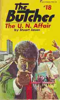 The U. N. Affair by  Stuart Jason - Paperback - First Printing - 1976 - from Odds and Ends Shop and Biblio.com