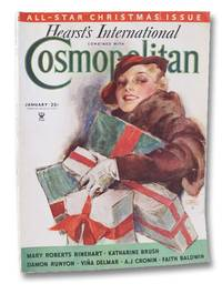 Hearst's International Combined with Cosmopolitan Magazine, January 1935 - All-Star Christmas Issue (No. 583)