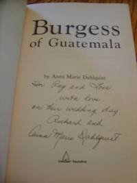 Burgess Of Guatemala