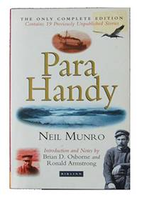 image of Para Handy (The collected stories from The Vital Spark, In Highland Harbours with Para Handy and Hurricane Jack of the Vital Spark; with eighteen previously uncollected stories)
