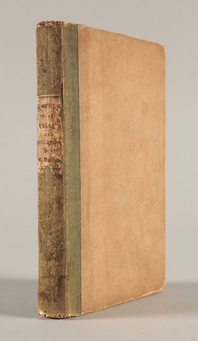 Georgetown, D.C.: Charles Cruikshank, 1831. ,230pp. Half title. Original half cloth and paper boards...