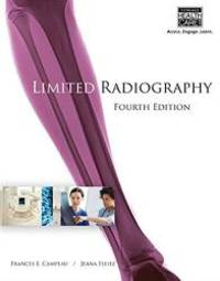 Limited Radiography by Frances Campeau - Paperback - 2016-05-02 - from Books Express and Biblio.com