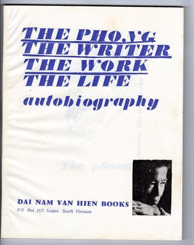 Saigon: Dai Nam Van Hien Books, 1972. Third edition in English, 4to, 3 p.l., pp. 116, ; mimeographed...