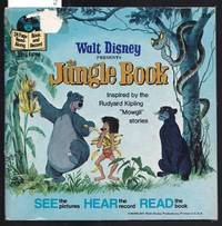 image of The Jungle Book - A Disney Record and Book No.319