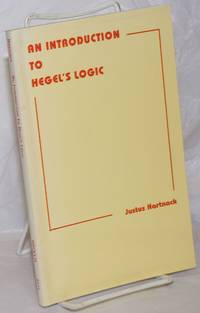 image of An Introduction to Hegel's Logic
