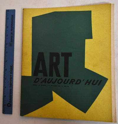 Paris: Art d'Aujourd'hui, 1951. Softcover. G, covers show some markings and wear along edges, soilin...