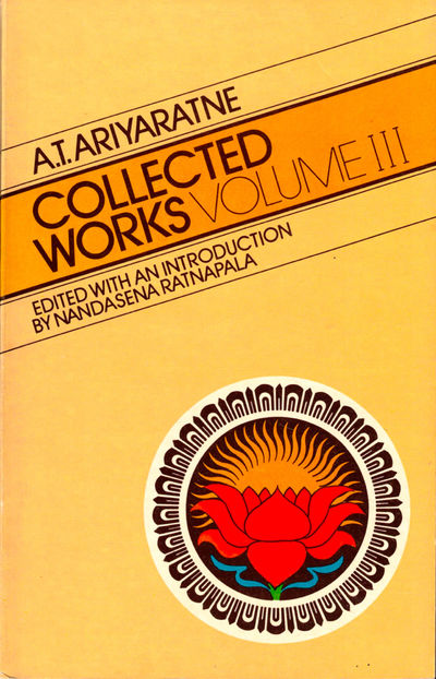 Sri Lanka: Sarvodaya Research Institute, 1985. Paperback. Very good. 255pp. Wraps lightly rubbed, el...