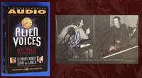 Alien Voices Presents: The Time Machine (SIGNED by Leonard Nimoy & John de Lancie)