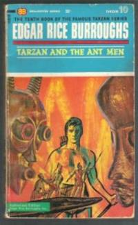image of TARZAN AND THE ANT MEN