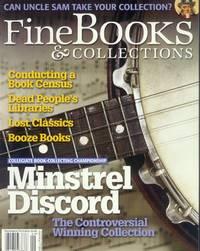 Fine Books & Collections; September/October 2008 (Number 35, Volume 6, Number 5)