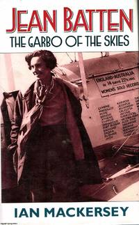image of Jean Batten The Garbo of The Skies
