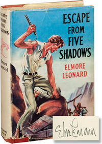 Escape from Five Shadows (First UK Edition, signed)