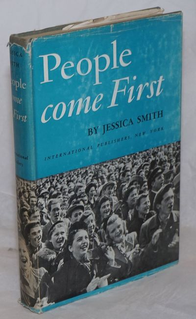 New York: International Publishers, 1948. Hardcover. 254p., previous owner's name penned on free fro...