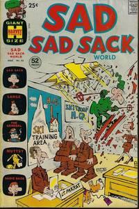 image of SAD SAD SACK: Mar. No. 35 (1972)