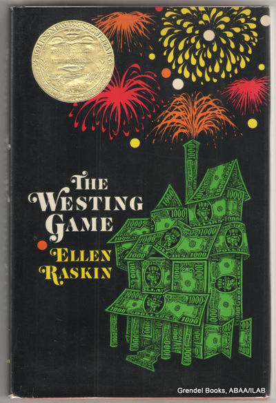 NY:: E. P. Dutton,. Very Good in Very Good dust jacket. 1978. Hardcover. 0525423206 . Newbery Medal ...