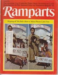 Ramparts   Vol. 9, No. 2    August 1970