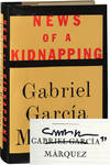 image of News of a Kidnapping (Signed First Edition)