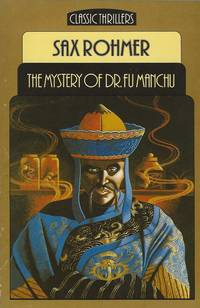 image of THE MYSTERY OF DR. FU MANCHU