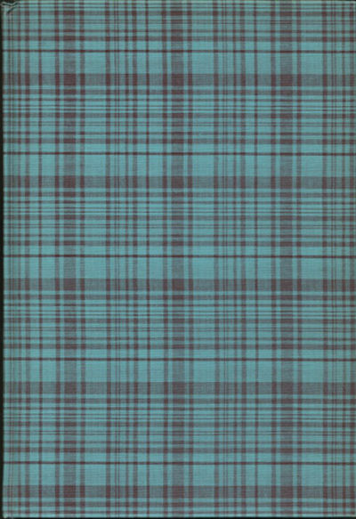 Berkeley: Friends of the Bancroft Library, 1964. First edition. Turquoise and brown plaid cloth, gil...