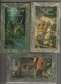 The Iron Tower Trilogy: The Dark Tide AND Shadows of Doom AND The Darkest Day (3 books)
