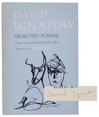 Selected Poems (Signed First Edition)