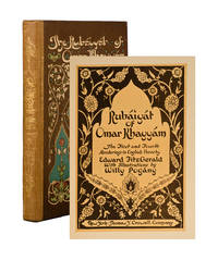 Rubaiyat of Omar Khayyam presented by Willy Pogany