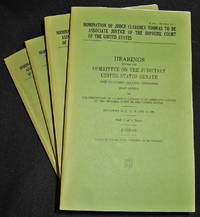 Nomination of Judge Clarence Thomas to be Associate Justice of the Supreme Court of the United States -- Hearings before the Committee on the Judiciary United States Senate [4 volumes]