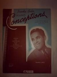 Frankie Carle's Piano Conceptions