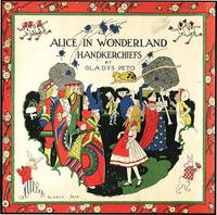 ALICE IN WONDERLAND HANDKERCHIEFS