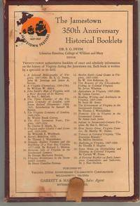 Jamestown 350Th Anniversary Historical Bulletins - Including 23 Booklets  in a Slipcase