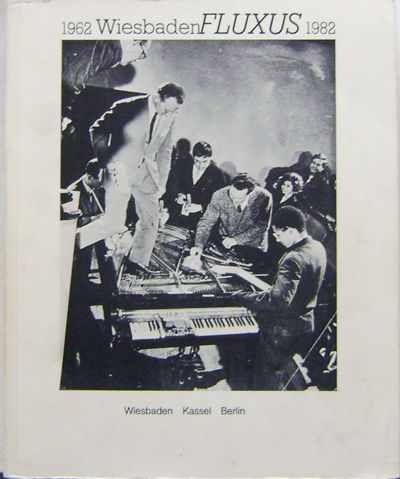 Wiesbaden, Berlin and Kassel: Harlekin Art Berliner Kunstlerprogramm Des DAAD, 1982. First Edition. ...