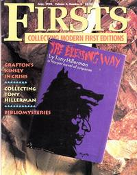 """image of Collecting Tony Hillerman: As Featured in """"Firsts Magazine"""" June, 1994"""