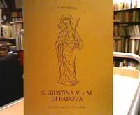 S. Giustina V. e M. di Padova. Note di iconografia e di iconologia.